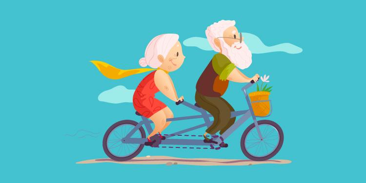 Seniors over 80