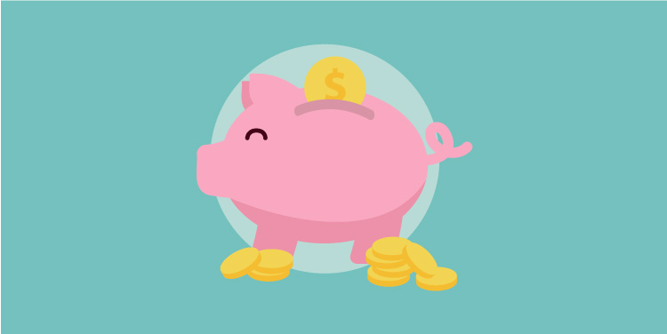 PiggyBank for Keeping Costs Low