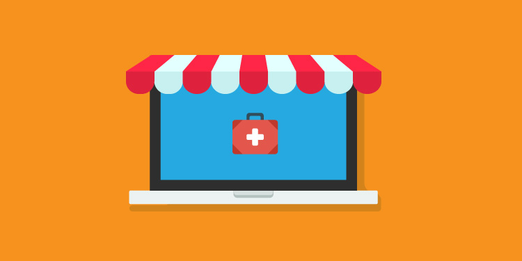 Shopping online for visitors insurance
